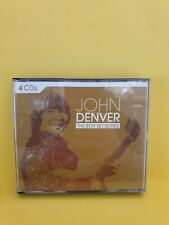 John Denver (4 cds) The Box Set Series 🎵 MUSIC CD 🎵 FREE POST