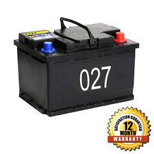 COSMETIC 027 Car Battery 12v 63ah - Cheap Car Battery