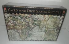 Innovage Card and Dice Games Gift Set - NIB