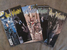 "2003-4 Rex Mundi Lot Of ""4"" Comics #6-9 Image Comics VF"