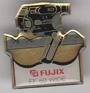 Pin metaal / Badge metal - Fuji - FF 60 Wide