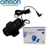 Omron 9983666-5 Positive Adaptor Mains AC for Blood Pressure Monitors /Brand New