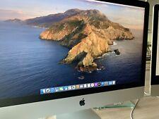 """Apple iMac Retina 5k 2015 27"""" 3,2 GHz i5 8 GB di RAM-Top Condizione"""