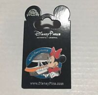 Disney Pin WDW - Monorail Magic Mystery Collection - Minnie with Orange Monorail