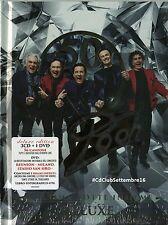 Pooh - 50 Reunion Milano L'ultima notte insieme 3CD+1DVD Deluxe+Libro Foto 40 p