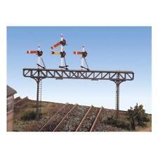 Pratt Truss Signal Gantry Kit to span two tracks - N gauge Ratio 271 - F1
