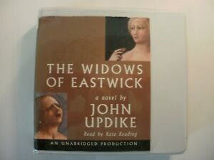 UNABRIDGED 9-Disc CD AUDIOBOOK: THE WIDOWS OF EASTWICK (John Updike) Reading