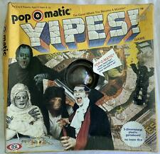 Vintage POP-O-MATIC YIPES!~The game Where You Become A Monster~Complete~1983