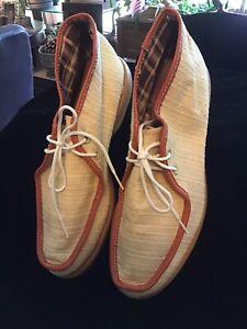 mens vintage shoes