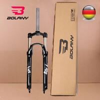 """BOLANY 26/27.5/29"""" MTB Federgabel Gabel 9mmQR Mechanische Fahrrad Gabel MTB Fork"""