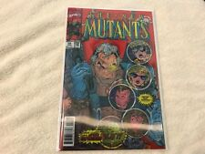 CABLE #150 (2017) Lenticular New Mutants 87 Marvel  comic book