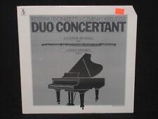 GUNTER RUMPEL / STEFI ANDRES ~ Duo Concertant (SEALED) ~ U.S. SPECTRUM classical