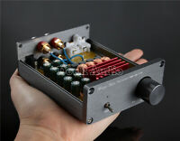 Mini Class D Power Amplifier HiFi Stereo 2.0 Channel Digital Audio Amp 50W+50W