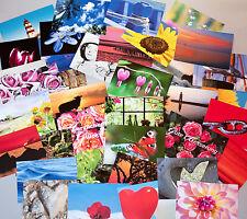 NEU — Postkartenset Aktion:  40 Postkarten, verschiedene Motive, 2 Formate