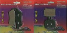 MBK Disc Brake Pads XP125 Skycruiser 2006 Front & Rear (2 sets)