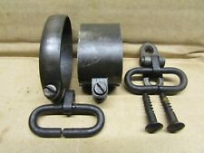 lee enfield no4 bands, screws and swivels,butt bracket LONGBRANCH