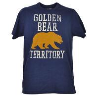 NCAA Men/'s California Golden Bears Vented Aviator Performance Sweater