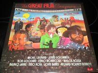 The Great Film Composers - Vinyl Record LP Album - 1976 - 2489123