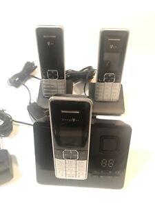 Telekom Sinus A 503i + zusätzl. Mobilteil + ISDN Telefon mit Anrufbeantworter
