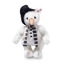 STEIFF EAN 021718 Monty Snowman Teddy- New Ltd Edition in Steiff Gift Box