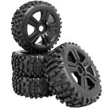 Buggy Reifen Felgenset Attack mit 5-Speichenfelge schwarz 1:8 4 Stück partCore 3