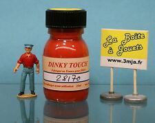28170 - Peinture Dinky Touch rouge brique pour 404 junior  Dinky Toys 101