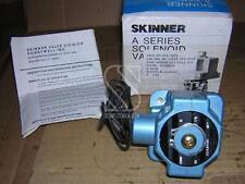 Skinner 24V Solenoid Valve. 24VDC