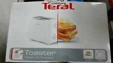Tefal Toaster DELFINI PLUS weiss TT131E -S.78