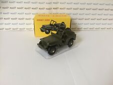 DINKY TOYS ATLAS JEEP HOTCHKISS WILLYS EN BOITE