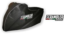 Breathable Indoor Motorcycle Dust cover Fits Ducati Scrambler Cafe Racer