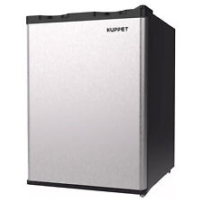 2.1Cu Ft Compact Deep Chest Upright Freezer Storage Home Quick Defrost Sliver