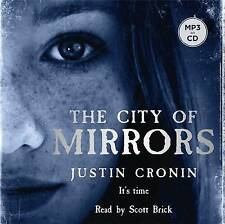 THE CITY OF MIRRORS JUSTIN CRONIN AUDIOBOOK NEW SEALED MP3 ON CD FREE UK POST