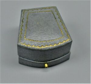 Antique Edinburgh Scotland Ring Box