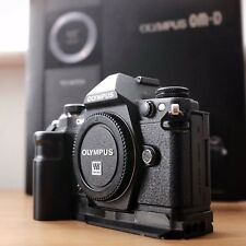 Olympus OMD EM5 MK2 Black (body only), with extras see description