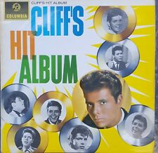 Cliff Richard ‎– Cliff's Hit Album  Vinyl, LP, Compilation MADE IN ENGLAND