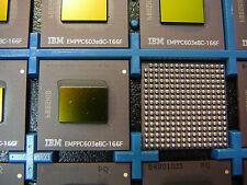 IBM25EMPPC603EBC-166F Power PC 603 BGA Microprocessor IC *NEW* 1/PKG