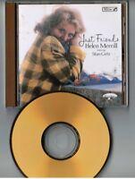 HELEN MERRILL STAN GETZ Just Friends JAPAN 24k GOLD CD PHCE-33001 No OBI FreeSH