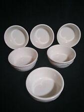 Alacart By Pfaltzgraft - Set Of 6 Dessert Bowls