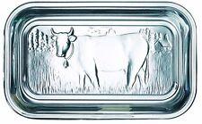 Luminarcclear Vaca Mantequillera Con Tapa De Vidrio