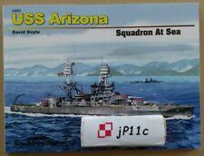 USS Arizona - At Sea - Squadron/Signal