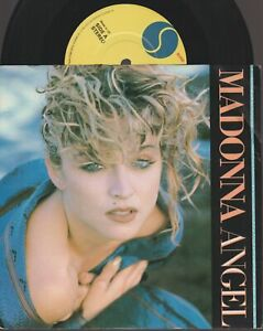 "Madonna Angel 45T 7"" Inch 45 Tours SP uk"