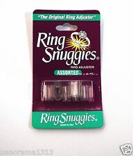 Ring Guard Snuggies/The Original Ring Size Adjuster-pack of 6 Assorted Sizes