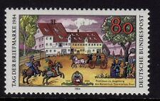W Germany 1984 Stamp Day SG 2077 MNH