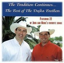 Dujka Brothers The Tradition Continues New Polka CD !!!