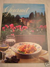 Gourmet Magazine - July 1995