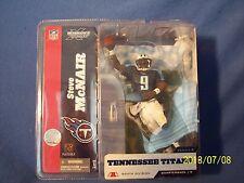 "Steve ""Air"" McNair Action Figure Tennessee Titans NFL Toy NIB McFarlane's QB"
