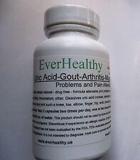 EverHealthy Uric Acid Gout, Arthritis, muscle, pain!!