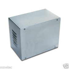 "SN856 8.5""Metal Instrument Enclosure, Metal Chassis, Electronic Case for DIY"