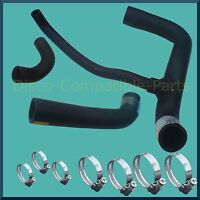 Land Rover Discovery 200 TDi Radiator Hose + Stainless Steel Hose Clamp Kit