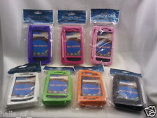 NEW Silicone Soft Skin 2PC Case Cover Samsung Epic 4G D700